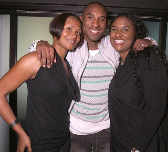 Seen on the Scene: Kobe Bryant, Estelle, Mary J  Blige, Garcelle
