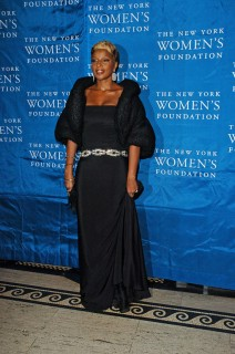 Mary J. Blige // Stepping Out & Stepping Up Event