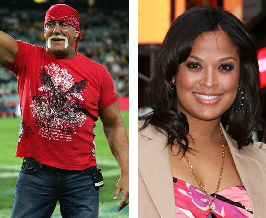 Hulk Hogan // Laila Ali