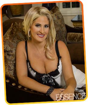 Kim Zolciak from the Real Housewives of Atlanta (BRAVO)