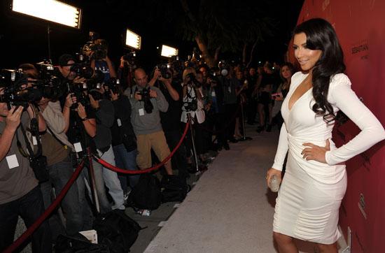 Kim Kardashian // 6th Annual Hollywood Style Awards