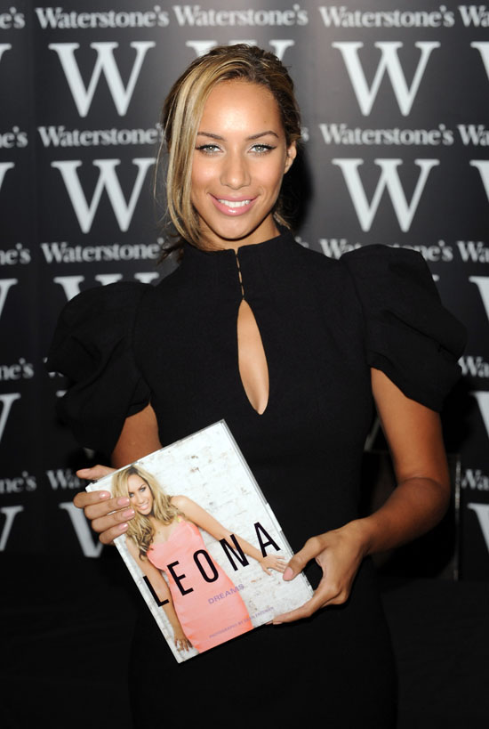 "Leona Lewis // Book Signing and Meet & Greet for her new book ""Dreams"" in London"
