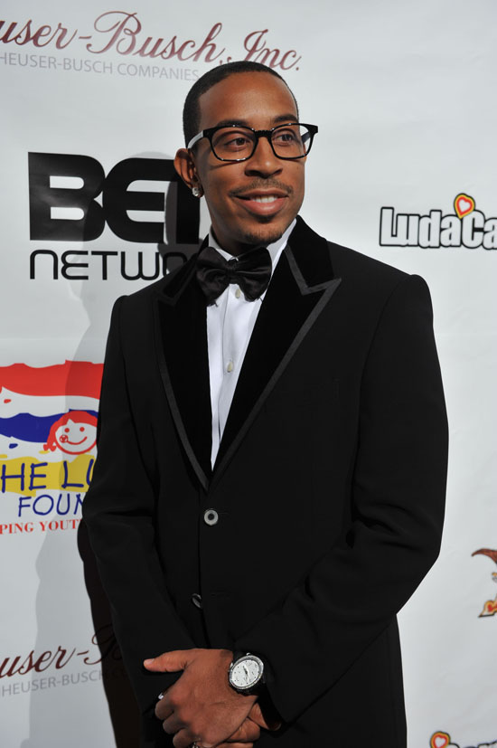 Ludacris // Ludacris Foundation's 6th Annual Benefit Dinner in Washington, D.C.