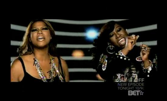 "Queen Latifah F/ Missy Elliott - ""Fast Car"" (click to watch!)"