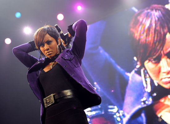 Keri Hilson // Power 105.1's Powerhouse Concert in New Jersey