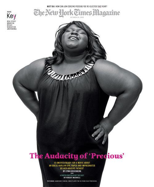 """Precious"" // The New York Times"
