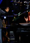 Smokey Robinson and Stevie Wonder  // 25th Anniversary Rock & Roll Hall of Fame Concert