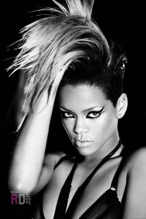 "Rihanna ""Rated R"" Promotional Photo"