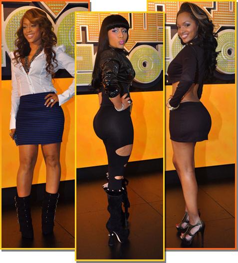 nicki minaj bum before and after. Female rappers Nicki Minaj,