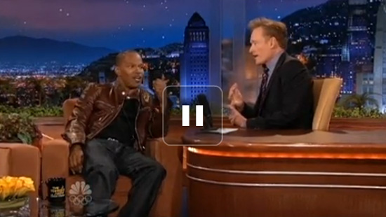 "[VIDEO] Jamie Foxx Talks About Leaked Nude Pic, New Movie ""Law Abiding Citizen"" and more on Conan O'Brien (click to watch!)"