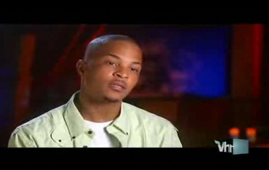 """T.I. on VH1's """"Behind the Music"""" (click to watch!)"""