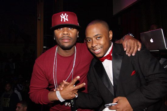 "Ron Browz & DJ Webstar // DJ Webstar's ""Black Diamond"" 23rd Birthday Party"