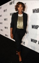 "Serena Williams // ""Whip It!"" Premiere"