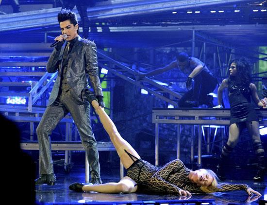Adam Lambert // 2009 American Music Awards (Show)