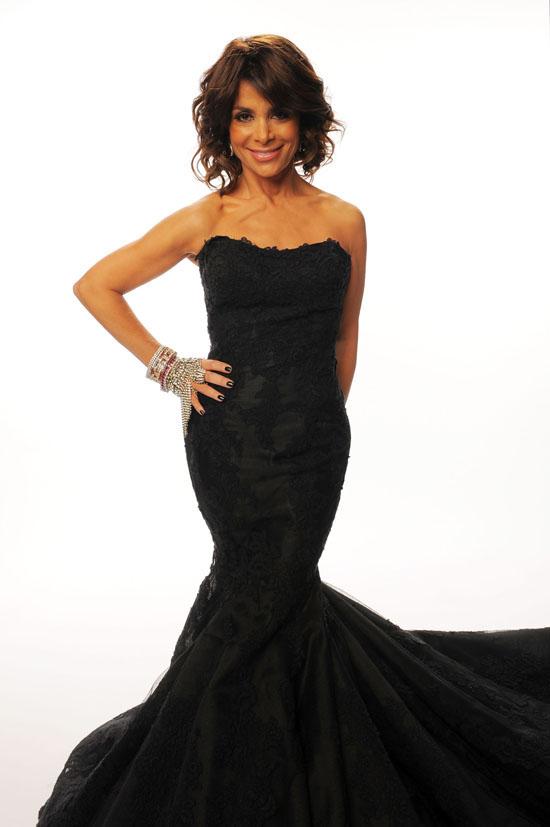 Paula Abdul // American Music Awards 2009 Portrait Room