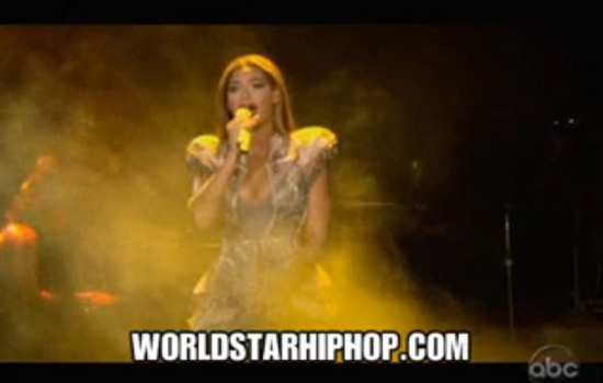"""VIDEO: Beyonce's """"I Am... Yours"""" Thanksgiving ABC Special -- click to watch!"""