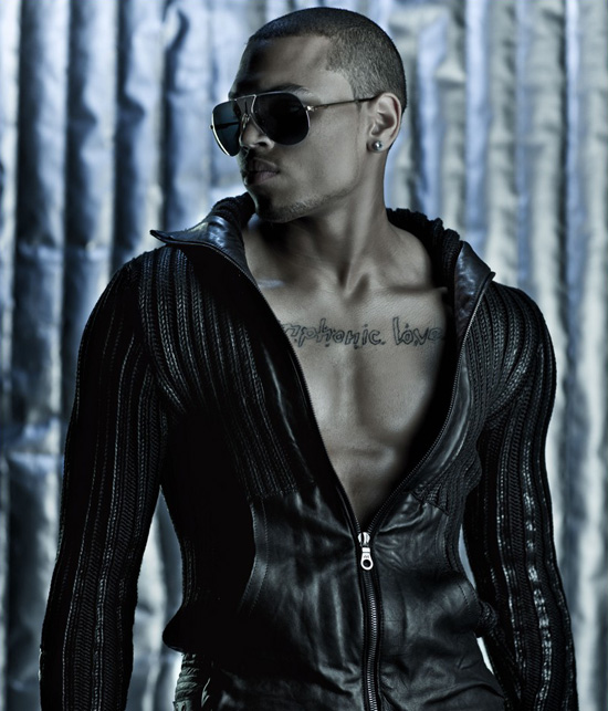 "Chris Brown - ""Graffiti"" In Stores December 8th"