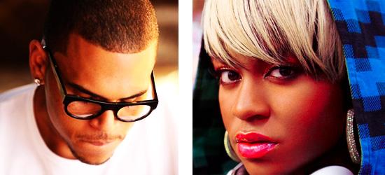 Chris Brown // Ester Dean