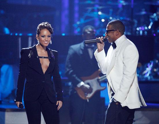 Jay-Z and Alicia Keys // 2009 American Music Awards (Show)