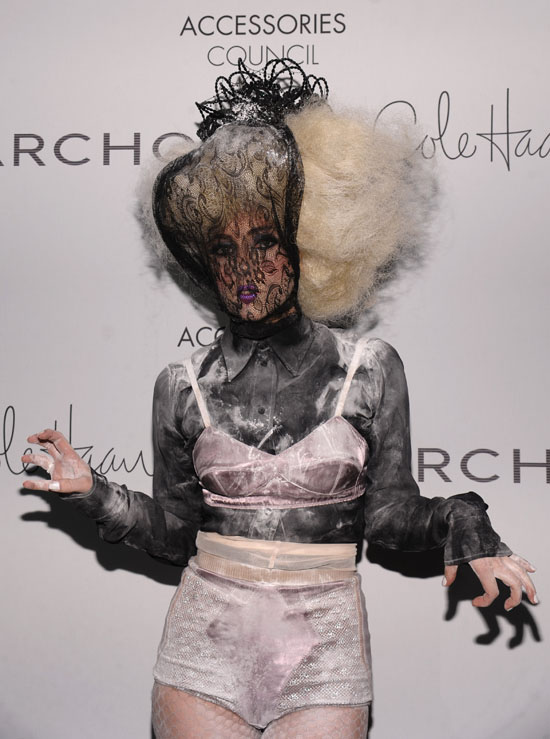 Lady Gaga // 13th Annual ACE Awards in New York City
