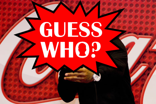 GUESS WHO?!: R&B Singer Performing at WGCI Coca Cola Lounge in Chicago