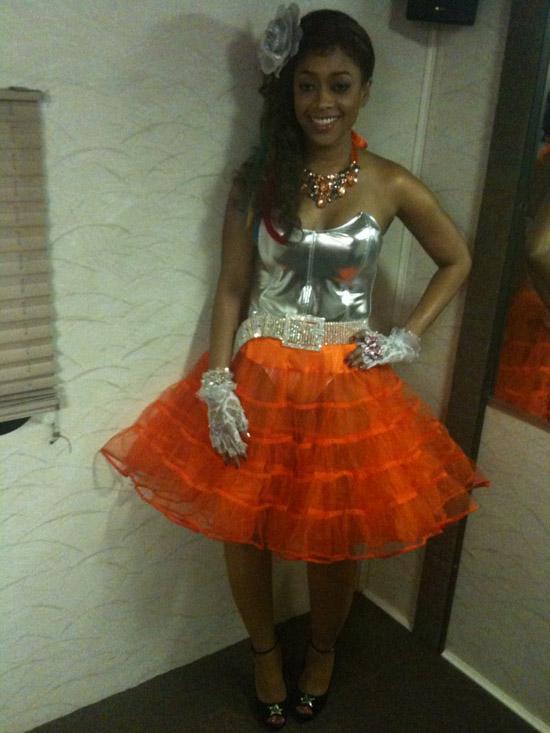 Trina (Halloween 2009)