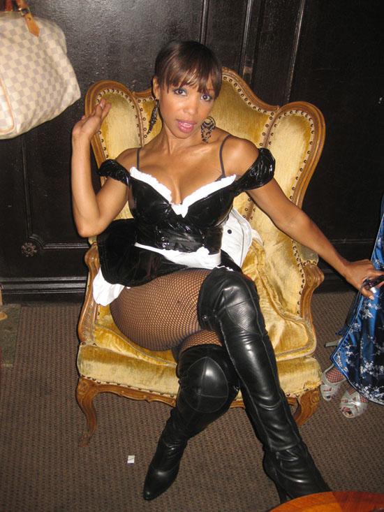 Elise Neal (Halloween 2009)