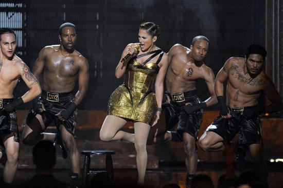 Jennifer Lopez // 2009 American Music Awards (Show)