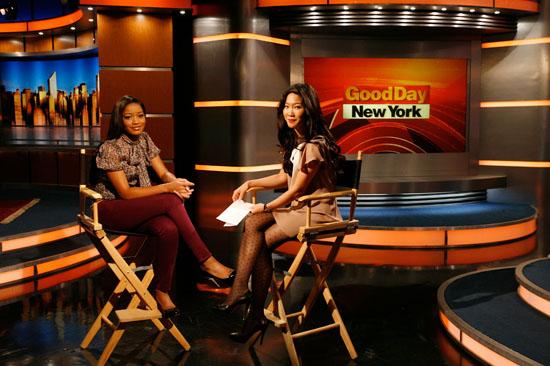 Keke Palmer & Julie Chang // Good Day New York