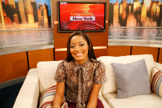 Keke Palmer // Good Day New York