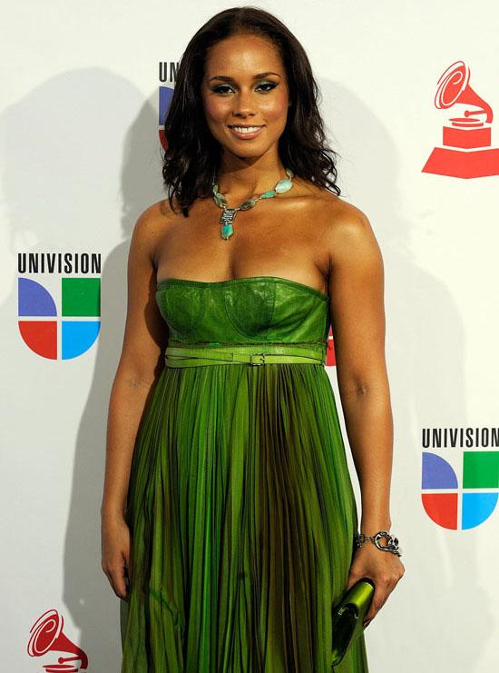 Alicia Keys // 10th Annual Latin Grammy Awards (Red Carpet)