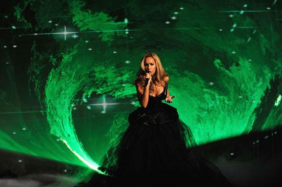 Leona Lewis // 2009 MTV Europe Music Awards
