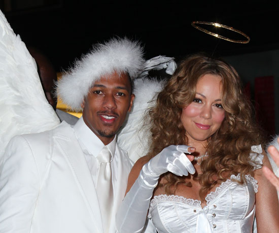 Nick Cannon & Mariah Carey // Mariah Carey & Nick Cannon's Halloween Celebration