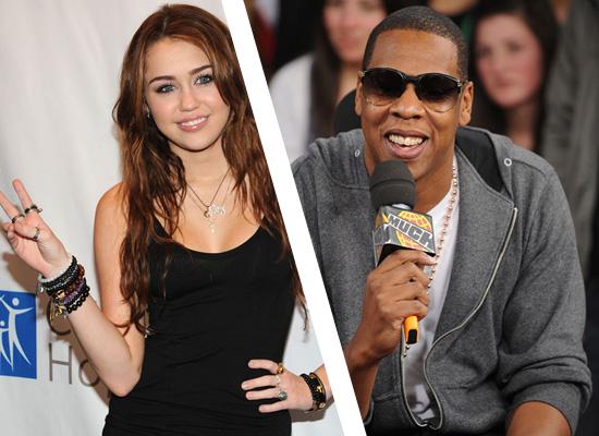 Miley Cyrus // Jay-Z