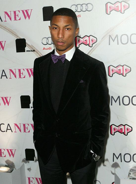 Pharrell Williams // MOCA New 30th Anniversary Gala
