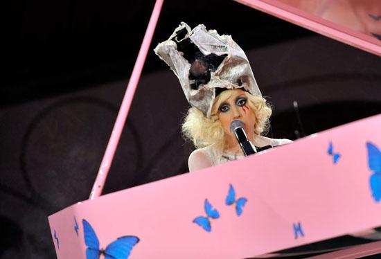 Lady Gaga // MOCA New 30th Anniversary Gala