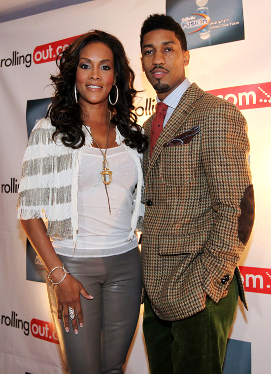 Vivica A Fox Fonzworth Bentley And Malik Yoba Attend The