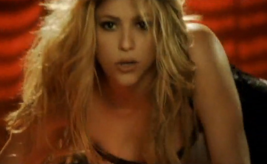 "[MUSIC VIDEO] Shakira - ""Did It Again"" (click to watch!)"