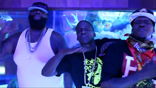 """[MUSIC VIDEO] Clipse F/ Rick Ross - """"I'm Good (Remix)"""" (click to watch!)"""