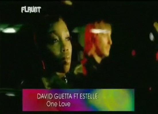"MUSIC VIDEO: David Guetta F/ Estelle - ""One Love"" -- click to watch!"