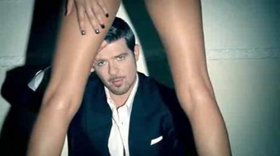 "MUSIC VIDEO: Robin Thicke - ""Sex Therapy"" -- click to watch!"