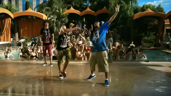 "MUSIC VIDEO: LMFAO F/ Lil Jon - ""Shots"""