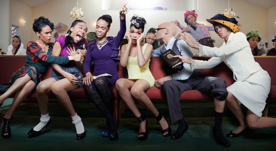 Michelle Williams Alter Ego Photo Shoot by Derek Blanks