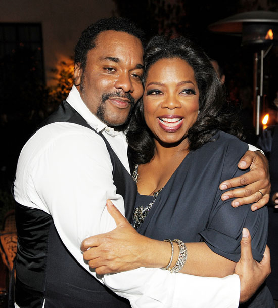 "Lee Daniels and Oprah // AFI Fest 2009 Screening of ""Precious"" in Hollywood"