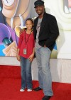 """Blair Underwood and his daughter Brielle // Premiere of Walt Disney's """"The Princess and the Frog"""""""
