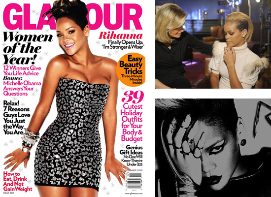 """Rihanna: """"Woman of the Year"""" or selfish promotional queen?"""