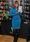 """Serena Williams at a book signing at Harrods in London for her new book """"Queen of the Court"""""""