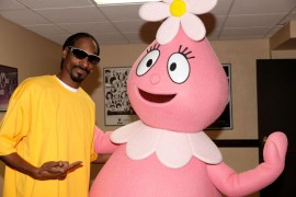 "Snoop Dogg and Foofa // ""Yo Gabba Gabba! : There's A Party In My City"" Live Show"