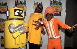 "Plex, Snoop Dogg and DJ Lance Rock // ""Yo Gabba Gabba! : There's A Party In My City"" Live Show"