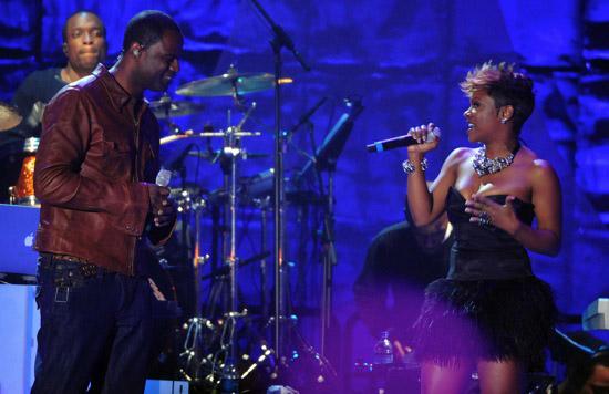 Brian McKnight & Kandi Burruss // 2009 Soul Train Music Awards (Show)